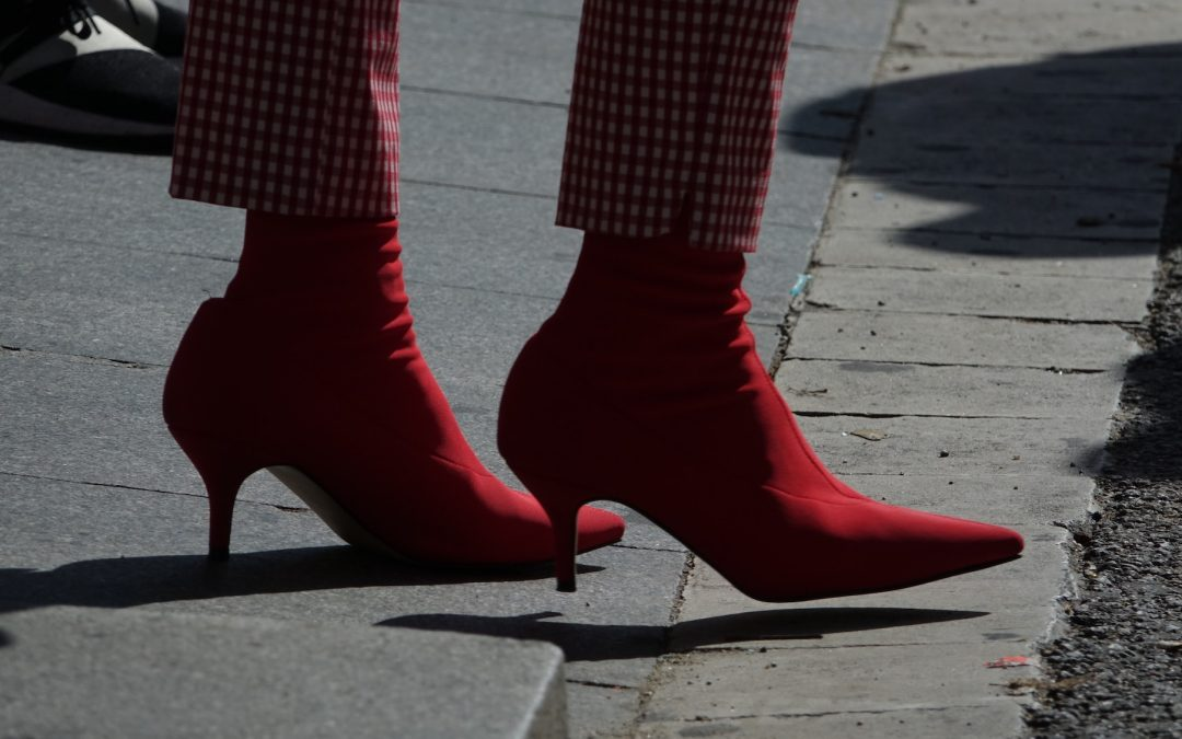 What Red Boots and Projectile Vomiting Taught me about Sales